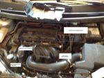 Снять стартер форд фокус 1 снять – Ford Focus Sedan почти сток двухпедальный › Бортжурнал › Замена бендекса стартера + видео
