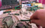 Коллекторные кольца генератора – Лада Приора Хэтчбек на ковке › Бортжурнал › Замена коллектора (токосъёмного кольца) генератора и реле регулятора