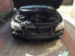 Смазка замка капота – BMW 5 series Exclusive/Individual › Бортжурнал › Мойка днища и двигателя, очистка и смазка замков капота