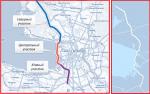 Западный скоростной диаметр карта санкт петербург – Транспортная развязка ЗСД — район Автомобильной улицы, Ленинского проспекта и Краснопутиловской улиц